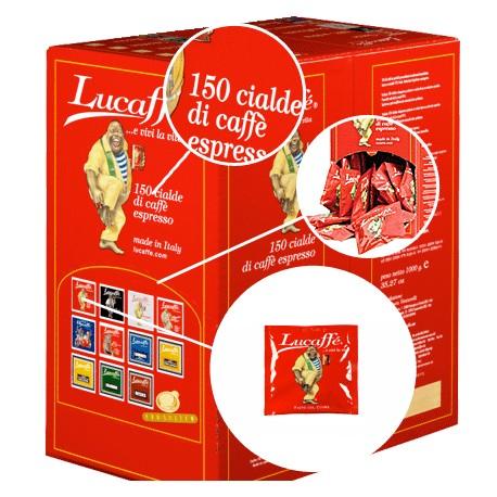 Classic - Cialda Lucaffé in carta